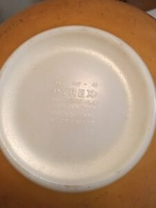 Butterfly gold Pyrex  Kitchener / Waterloo Kitchener Area image 4