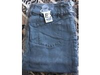 NEXT denim jeans size16 Long