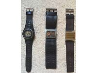Diesel, G-Shock and Superdry watches