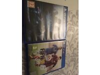 Fifa 15 and need for speed 2015 ps4