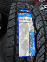 HILLYARD WHEELS 31X10.50X15 IRONMAN RADIAL A/T BRAND NEW TIRES