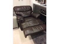 Arm chair recliners / sofa