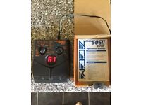 Zoom 506 bass multi effect pedal