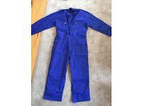 """NEW men's boiler suit size 44"""""""