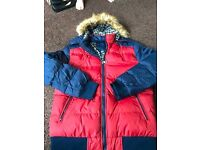 Brand new coat with tags 3xl on tags