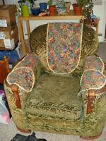 vintage 1930s chair