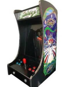 2 PLAYER 60 GAME GALAGA BARTOP ARCADE MACHINE BRAND NEW WARRANTY