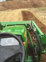 Garden and Lawn Tilling