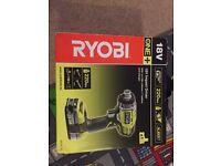 Ryobi impact driver 18v new!!