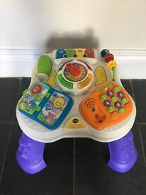Vtec play &I learn activity table