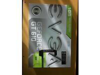 geforce gt 610 graphics card