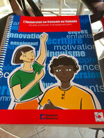 "FSL book - ""L'immersion en francais au Canada"""