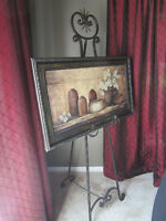 Moving - Iron Easel - ( Delivery )