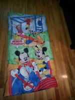 Disney Mickey playground sleeping bag