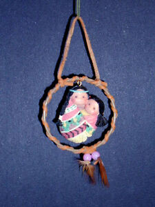 Dreamcatcher .. Mother & Baby .. Boxed..like NEW