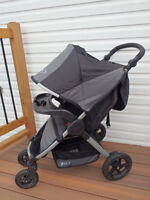 Bob Motion Stroller with acc.(works w Britax B-Safe and more)