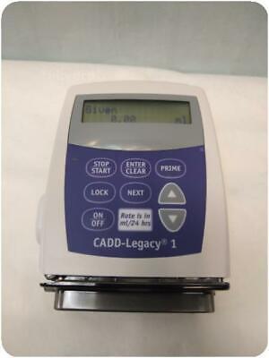 Smiths Medical Cadd-legacy 1 6400 Ambulatory Infusion Pump 242371