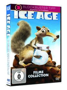 Ice Age - Box Set Teil 1-5  [5 DVDs]