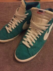 Nike Blazers hightops men's size 12