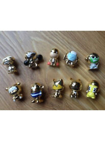 Gogo's crazy bones Gold Series Limited Edition