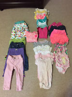 18-24 Month Girls Clothes - 27 items!