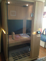 Sauna - Sunlighten MPulse Aspire Sauna (1 person)