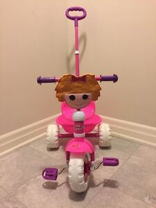 Lalaloopsy tricycle