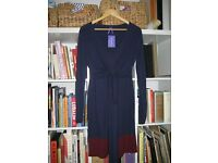 Seraphine Maternity Wrap Dress Size 12 , Brand New with Tag