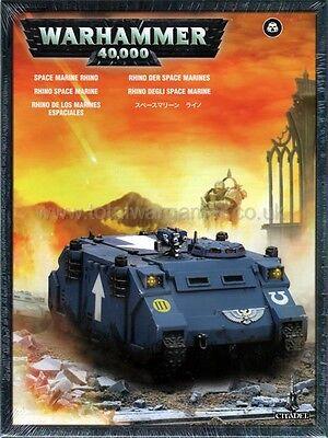 Warhammer 40k - Space Marines - Space Marine Rhino
