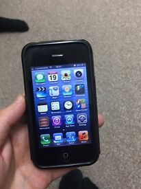 iPhone 3GS black