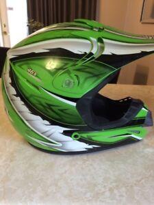 Mx , dirt bike helmet