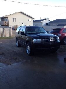 For sale ford Lincoln navigator 2008 4 x 4