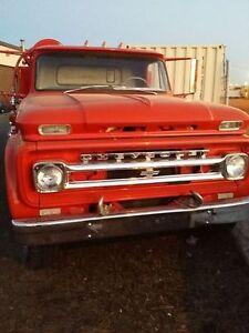 Camion de Pompier - Fire Truck 1966