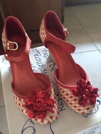 Red Bronx Shoes