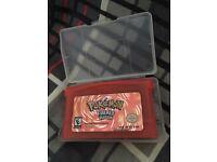 5 Gameboy Advance SP Pokemon games.