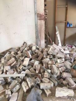 Bricks for free in Burwood