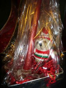 Custom Gift Basket (Candle)