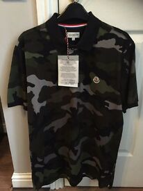 Moncler t-Shirt size XL new with tags £50 Ono