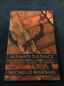 Intimate distance Andean music in Japan