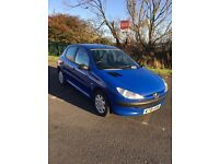 *REDUCED* Peugeot 206 Lx 1.4 *MUST READ*