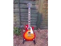 Tokai Love Rock Les Paul (Not Gibson, Fender)