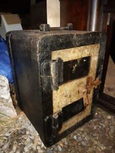 Early 1900's Cast iron safe