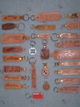 LEATHER KEYRINGS   car or motor bike $5 each Whyalla Norrie Whyalla Area Preview