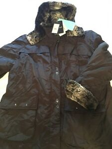 Ladies plus size winter coat BNWT Kitchener / Waterloo Kitchener Area image 3