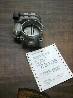 Throttle Body Throttle Valve Assembly 3.2L Fits 00-11 AUDI A6 96477