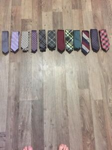 NAME BRAND TIE COLLECTION! London Ontario image 1
