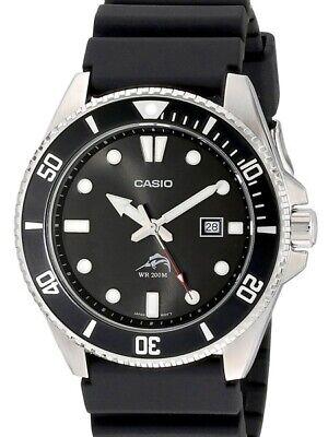 Casio MDV106-1A Men's Analog Watch - Black
