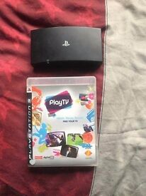 PlayTV Tuner and Disc