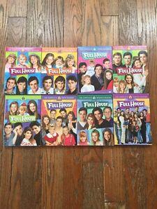 Full House (complete series) season 1-8