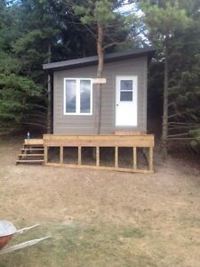 Pole Structures , Bunkies , Man Caves & Sheds